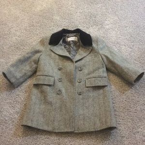 Boys Imp Originals Pea Coat Size 4